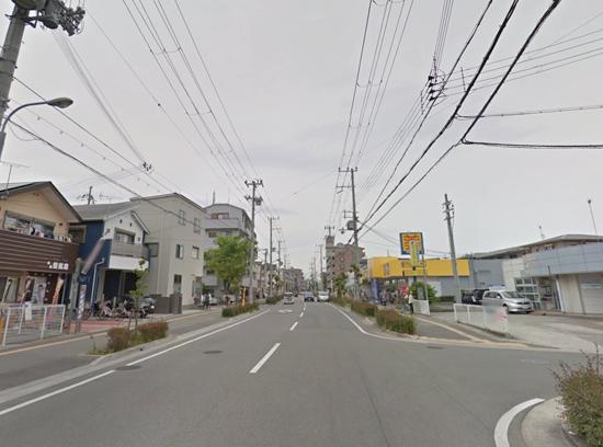 加古川方面からお車でお越しの方