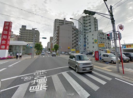 神戸方面から車でお越しの方